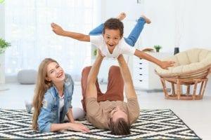 foster family, adoption