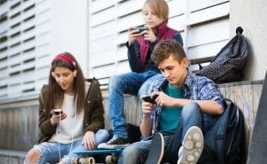 Teens in foster care